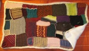 Blanket Knitting class 2011