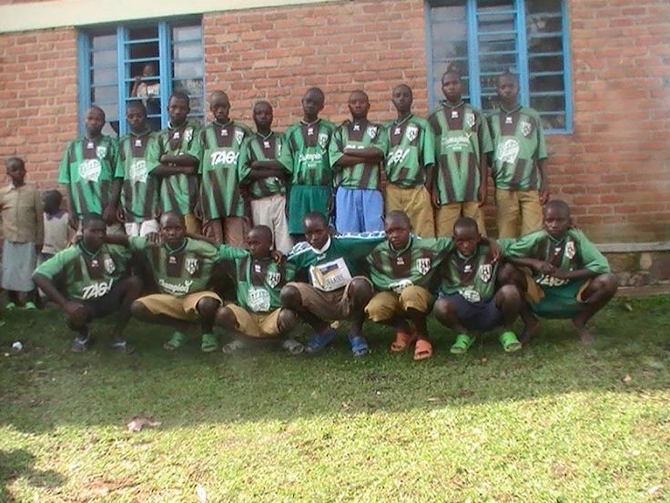 Première équipe de football