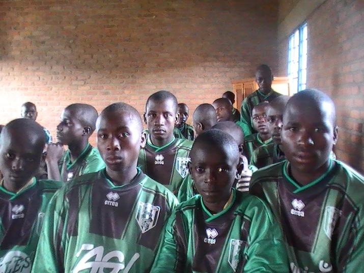 la troisième équipe de football