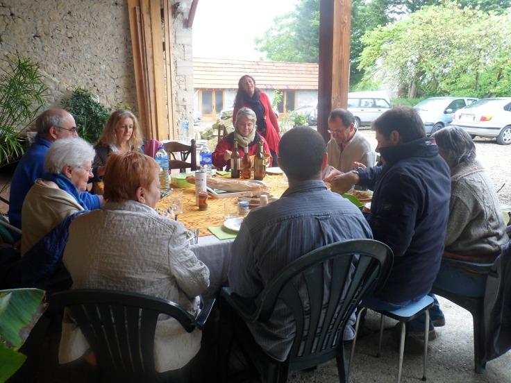 Merci aussi à toutes les personnes qui, bien qu'absentes sur ces photos, ont marqué notre weekend dans le Gers.