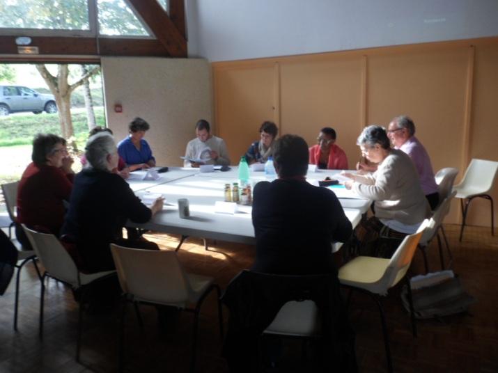 Réfléchir ensemble (membres de l'association en France et habitants de Bwira) à ce que nous avons envie de vivre ensemble pour améliorer leur quotidien et le nôtre.