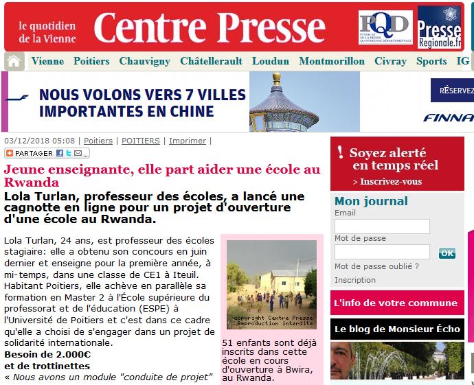 Centre_Presse_article_du_3_décembre_2018